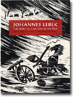 Salter, Ronald: Johannes Lebek: The Artist As a Witness of His Time